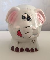 Fun Animal Shaped Children's Money Bank - Elephant